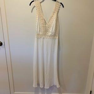Boho style nightgown
